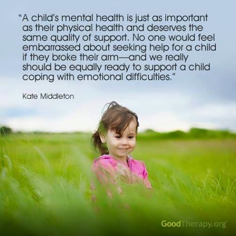 A Child's Mental Health