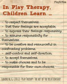 Wondering how Play Therapy can benefit children?